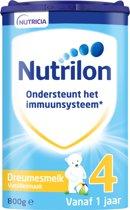 Nutrilon 4 - Dreumes groeimelk Vanille poeder 800 gram
