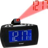 Denver CRP-514 - Wekkerradio met projectie - Zwart