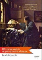 Effectonderzoek in de gedragswetenschappen.