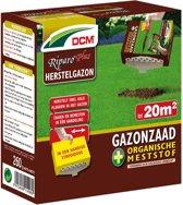 Graszaad voor herstel en doorzaai + organische mest - 3 sets