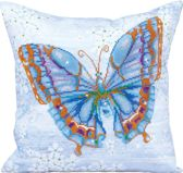 Diamond Dotz Butterfly Blue (44x44 cm) - Diamond Painting