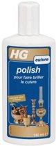 Koper 'glans' polish - HG