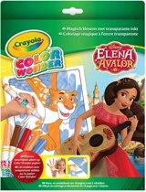 Color Wonder box set Elena - Kleurboek incl. 5 Stiften