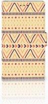Samsung Galaxy Note 3 Uniek Boekhoesje Aztec Yellow
