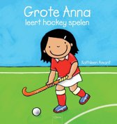 Prentenboek Grote anna leert hockey