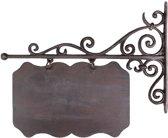 Uithangbord Victoriaanse Stijl - 36 x 46 cm