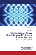 Comparison of Heavy Metals Removal Efficiency of Some Biochars