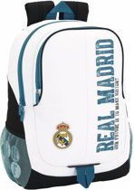Real Madrid History Rugzak - 44 cm - Wit