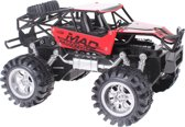 Johntoy Buggy Steel Riders Rood