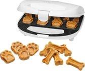 Clatronic DCM 3683 koekjesmaker 10 koekjes 700 W Wit
