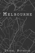 Melbourne Travel Notebook