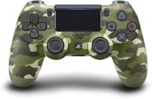 Sony Official PlayStation 4 Dualshock 4 Controller - Version 2 - Green Camo - PS4