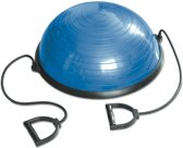 RS Sports Balanstrainer - Balansbal incl weerstandsbanden - blauw