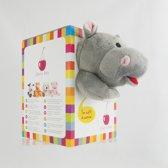 Cherry Belly Nijlpaard – warmtekussentje – kersenpitkussen - inatura