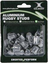 Aluminium Rugby Noppen - 21mm - 16 stuks