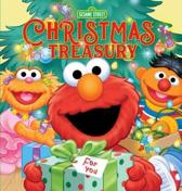 SESAME ST CHRISTMAS TREASURY