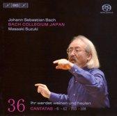 Bach Collegium Japan - Cantatas Volume 36