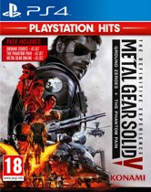 Metal Gear Solid V: The Definitive Experience (PlayStation Hits) PS4