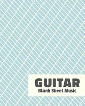 Guitar Blank Sheet Music