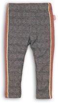 Koko Noko Meisjes lange broeken Koko Noko Broek grijs 98