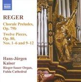 Reger: Organ Works Vol.11