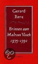 Brieven aan matroos vosch 1975-1992 geb