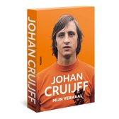 Omslag van 'Johan Cruijff – Mijn verhaal'