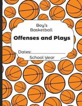 Boys Basketball Offenses and Plays Dates