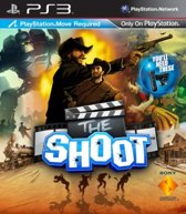 The Shoot + Gun Attachment - PlayStation Move