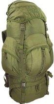 Highlander rugzak Forces 66 liter backpack - Groen