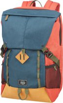 American Tourister Urban Groove Rugzak - 28 liter - Navy/Red