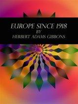 Europe Since 1918