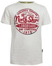 Vinrose Jongens T-Shirt - STANNIS - Snow White - 98/104