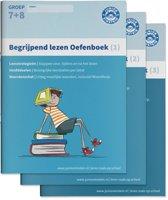 Begrijpend lezen Oefenboek 1, 2 en 3