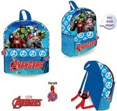Marvel - Avengers - Rugzak Jongens - Blauw - 31x25x10cm