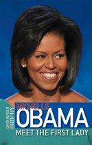 Boekomslag van 'Michelle Obama: Meet the First Lady'
