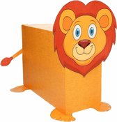 Leeuw zelf maken knutselpakket / sinterklaas surprise