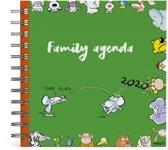 Vis Familie Agenda 2020 - 5 Personen