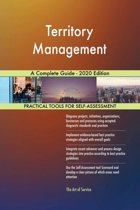 Territory Management A Complete Guide - 2020 Edition