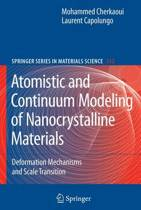Atomistic and Continuum Modeling of Nanocrystalline Materials