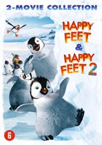 HAPPY FEET 1+2 /S 2DVD BI