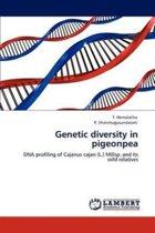 Genetic Diversity in Pigeonpea