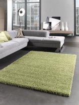 Vloerkleed Shaggy Plus 965 Green 160x230 cm