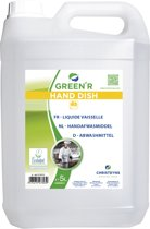 Vaatwasmiddel Christeyns - Green'R Hand Dish 5 liter