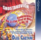 Shostakovich: Symphonies Nos. 3 & 14