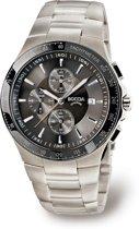 Boccia Titanium 3773-01 Horloge - Titanium - Zilverkleurig - 41 mm