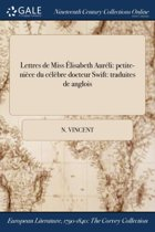 Lettres De Miss Lisabeth Aur Li: Petite