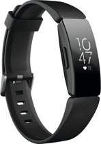 Fitbit Inspire HR - Activity tracker - Zwart