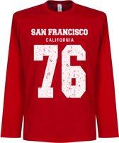 San Francisco '76 Longsleeve T-Shirt - L