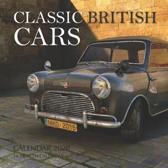Classic British Cars Calendar 2020: 16 Month Calendar